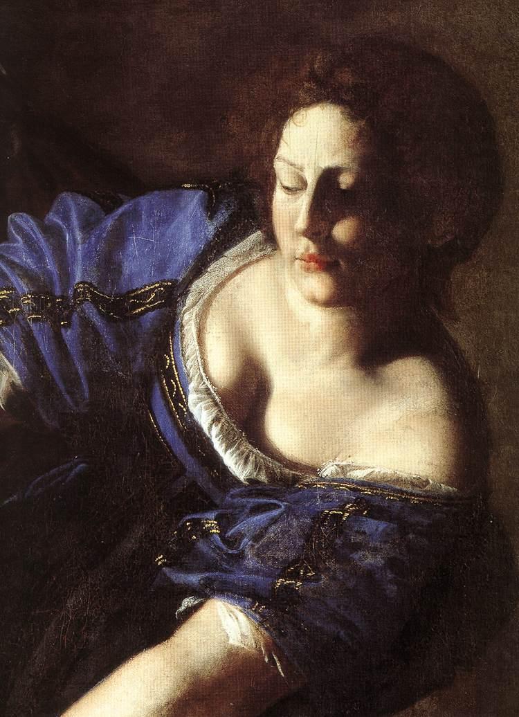 Judith Beheading Holofernes by GENTILESCHI, Artemisia