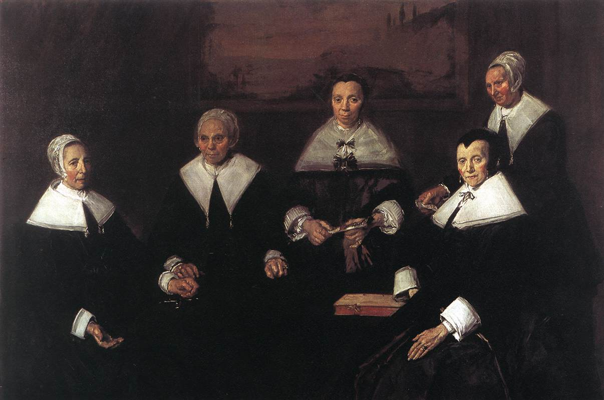 Regentesses of the Old Men's Almshouse