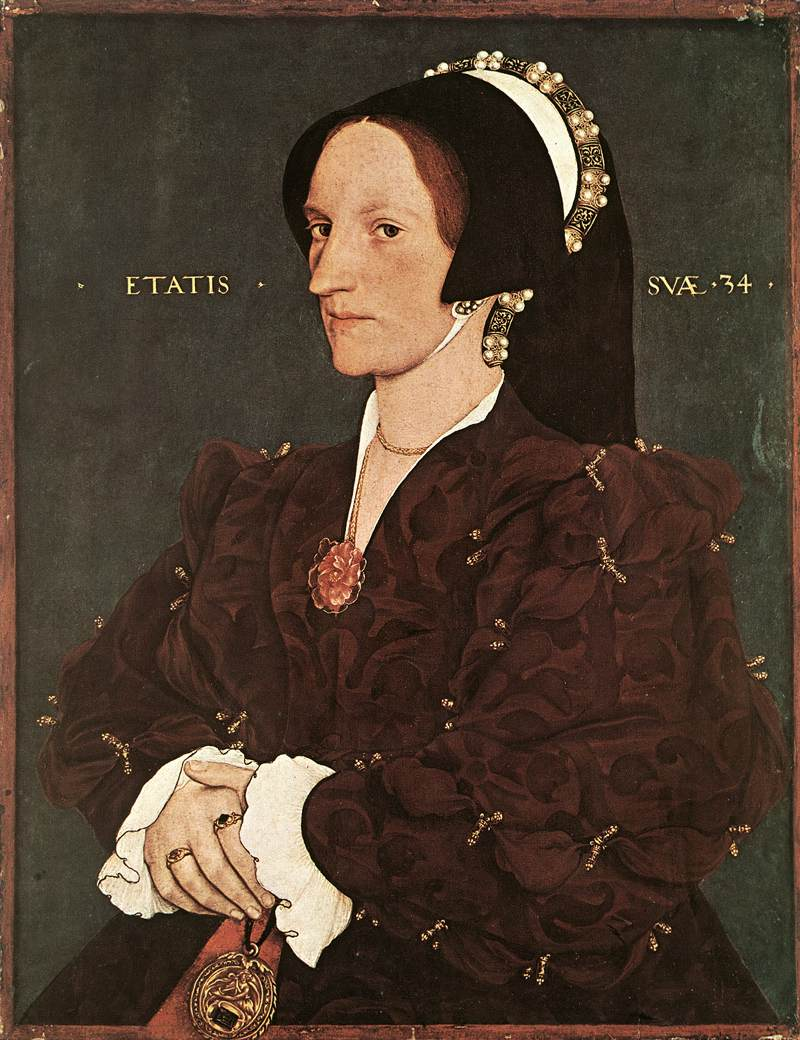Portrait of Margaret Wyatt, Lady Lee