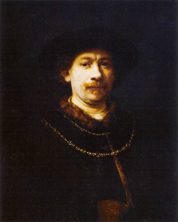 Examples List on Rembrandt