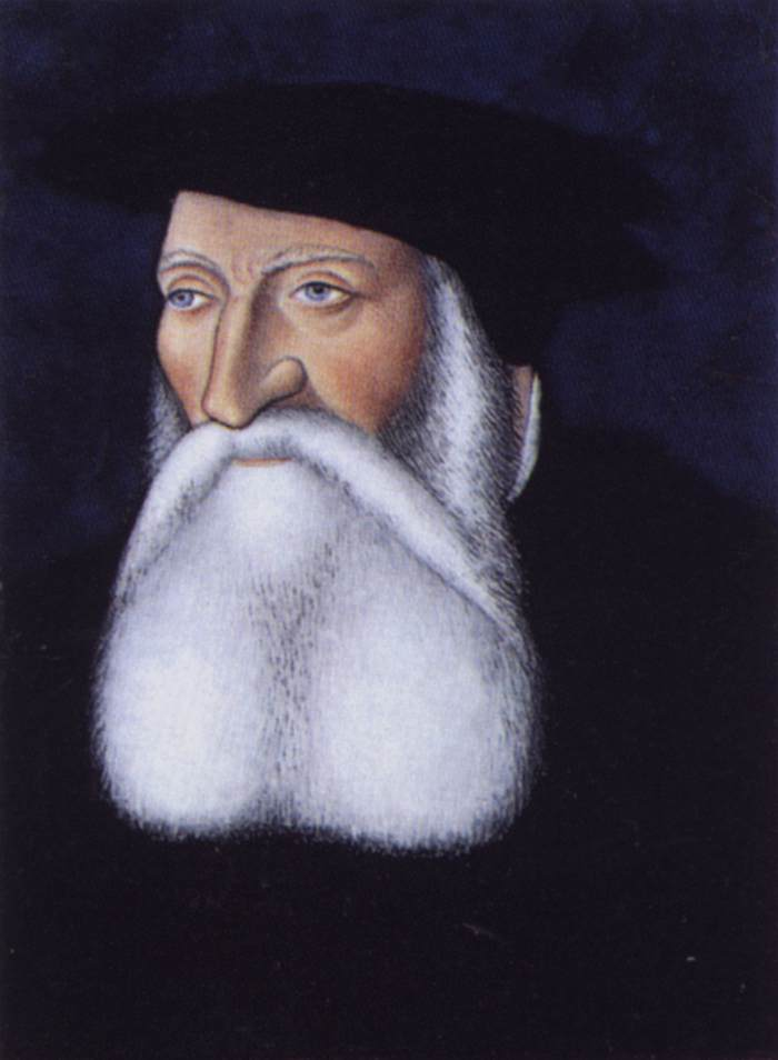 Portrait of Galiot de Genouillac