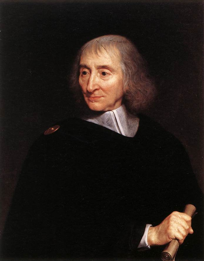 Portrait of Robert Arnauld d'Andilly