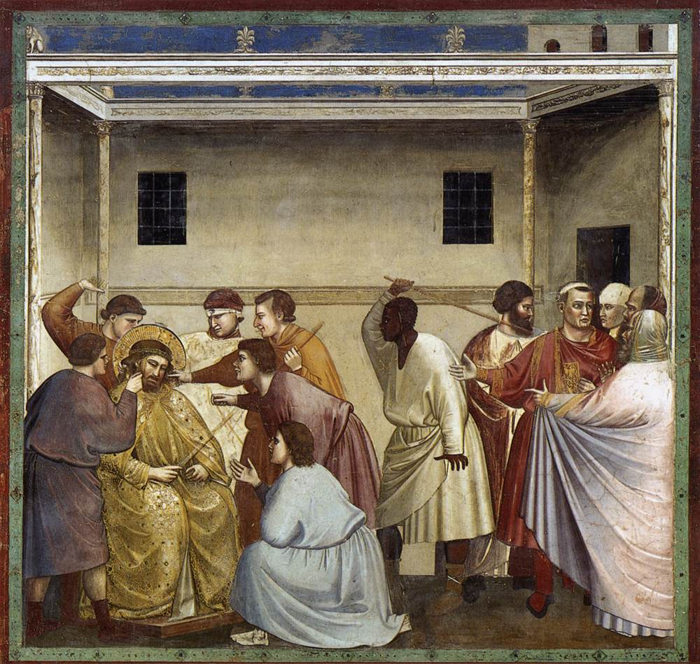 No. 33 Scenes from the Life of Christ: 17. Flagellation