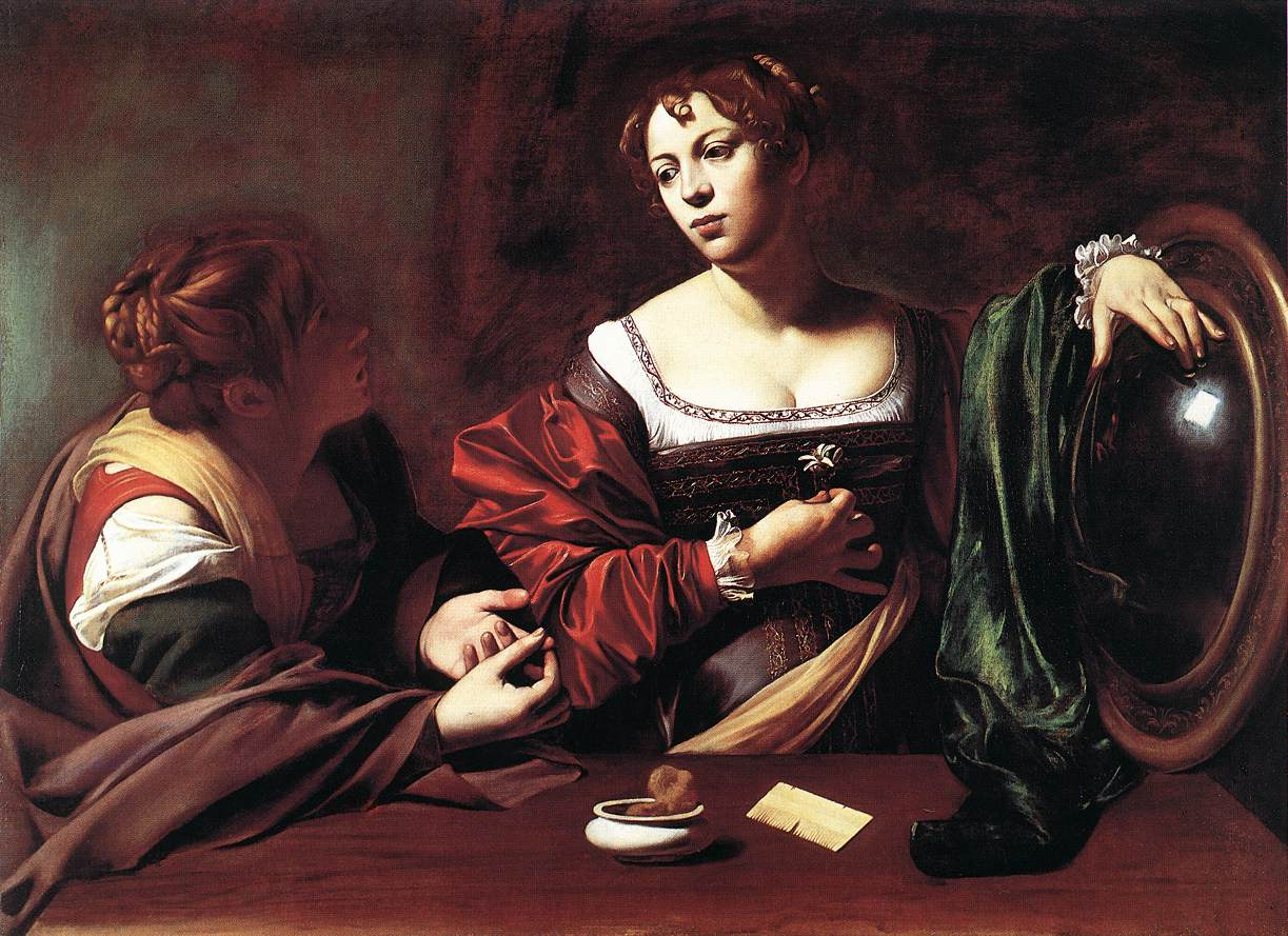 Martha and Mary Magdalene