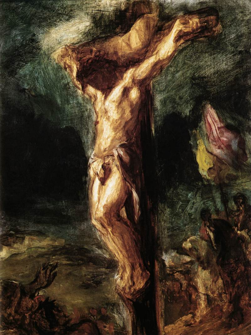 Christ on the Cross (sketch)