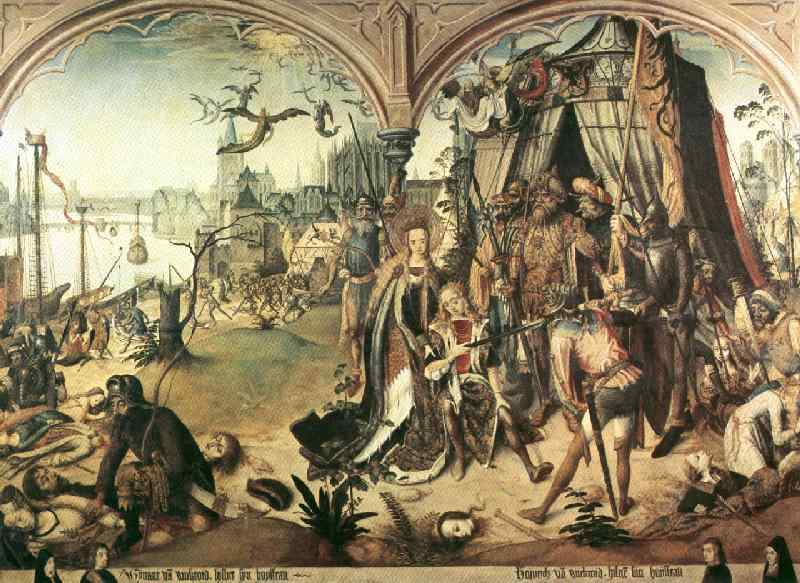 The Martyrdom of St. Ursula and the 11,000 Virgins