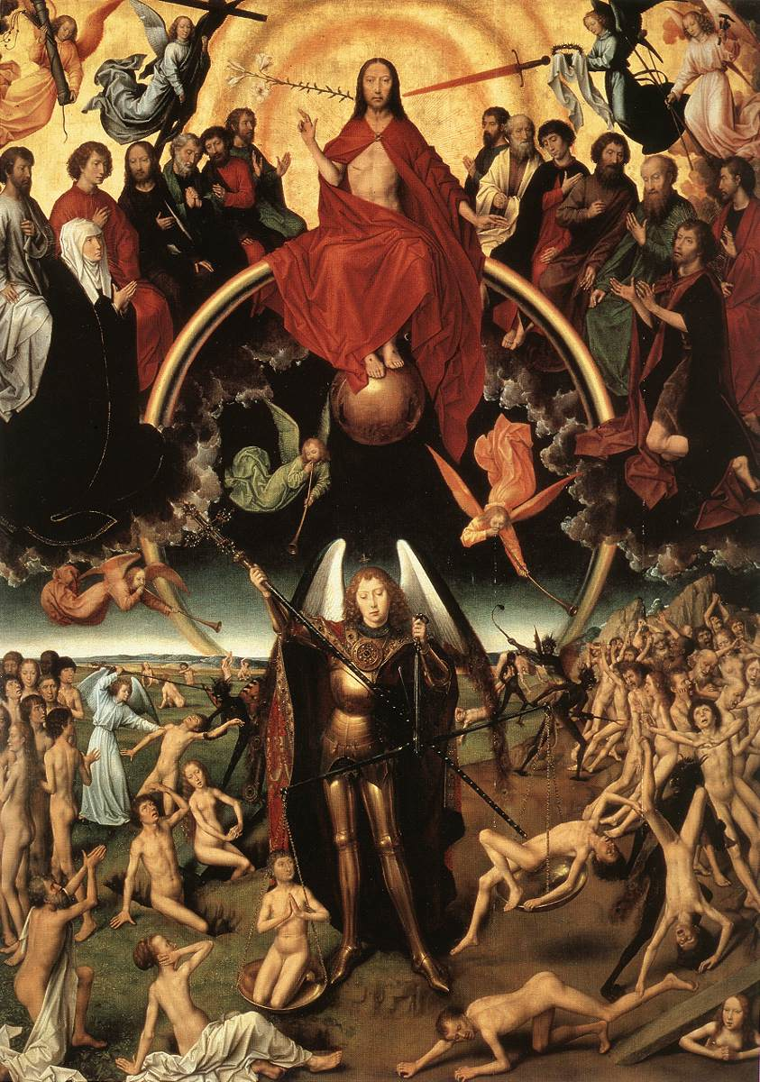 Last Judgment Triptych (central)