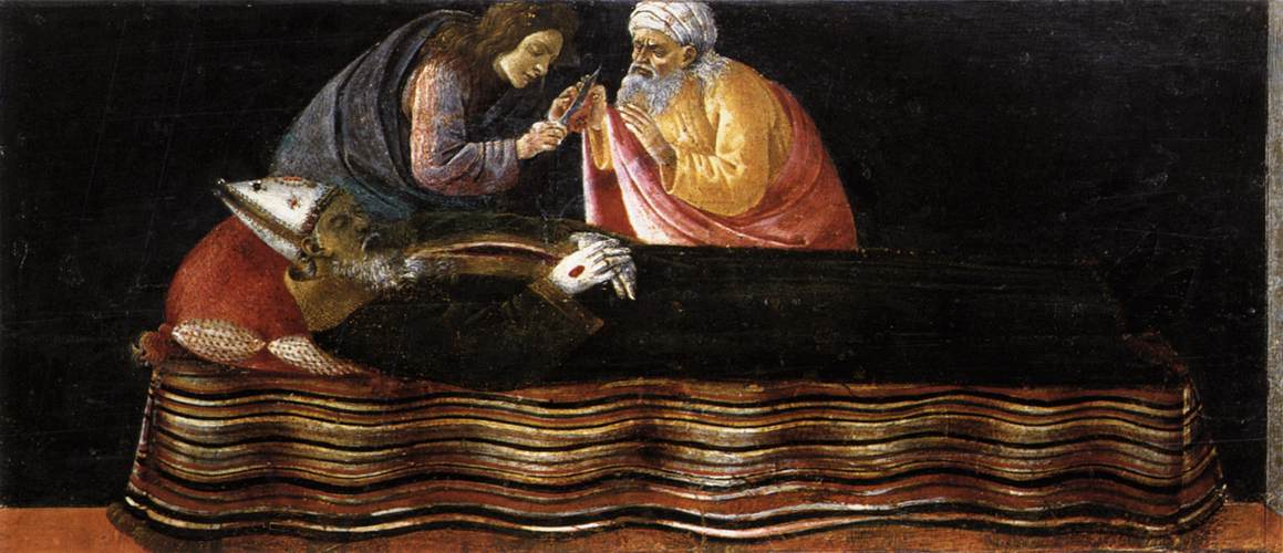 Extraction of St Ignatius' Heart
