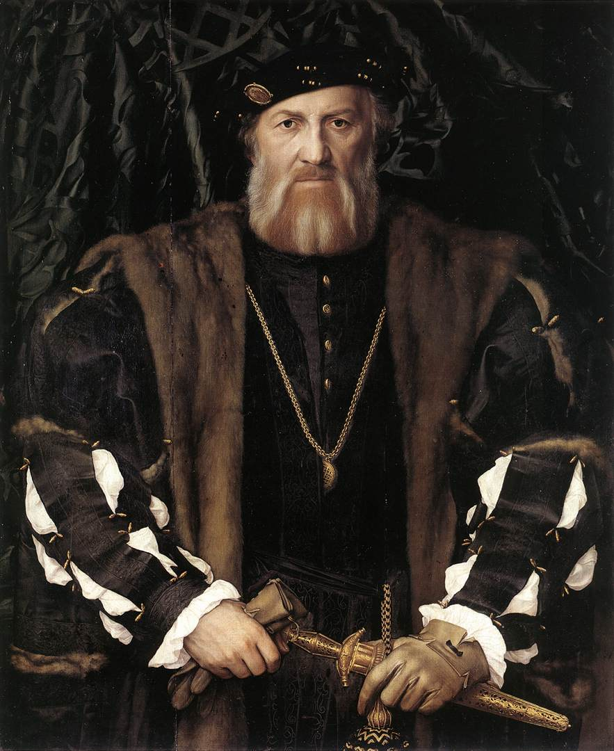 Portrait of Charles de Solier, Lord of Morette