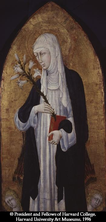 St Catherine of Siena