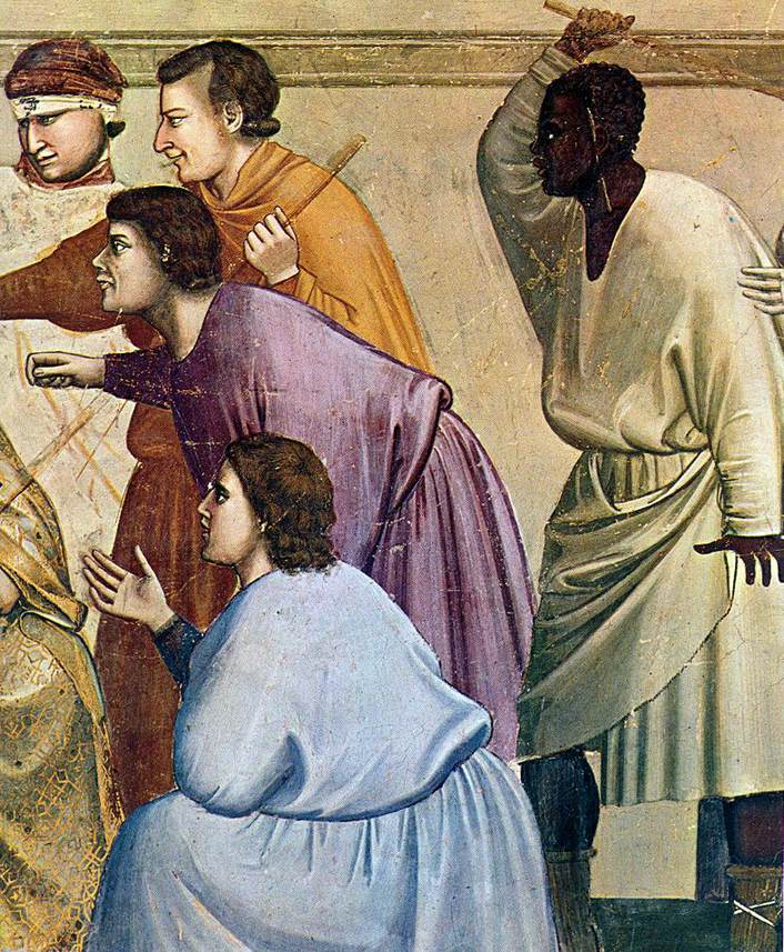 No. 33 Scenes from the Life of Christ: 17. The Flagellation