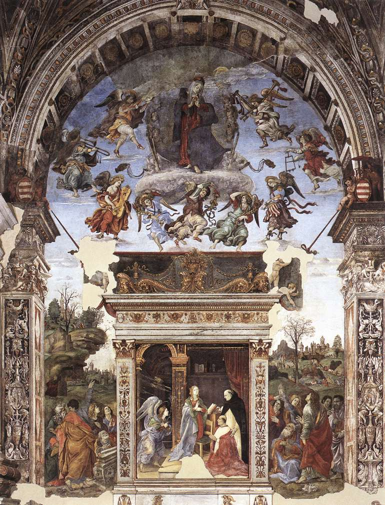 Assumption and Annunciation