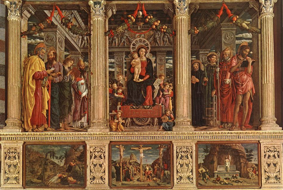 The San Zeno Polyptych