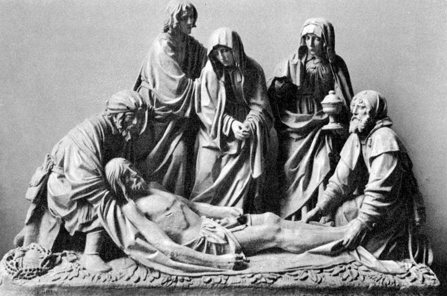 Mourning over the Dead Christ