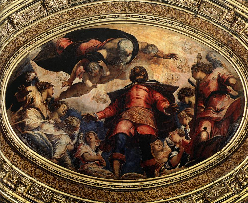 The Apotheosis of St Roch