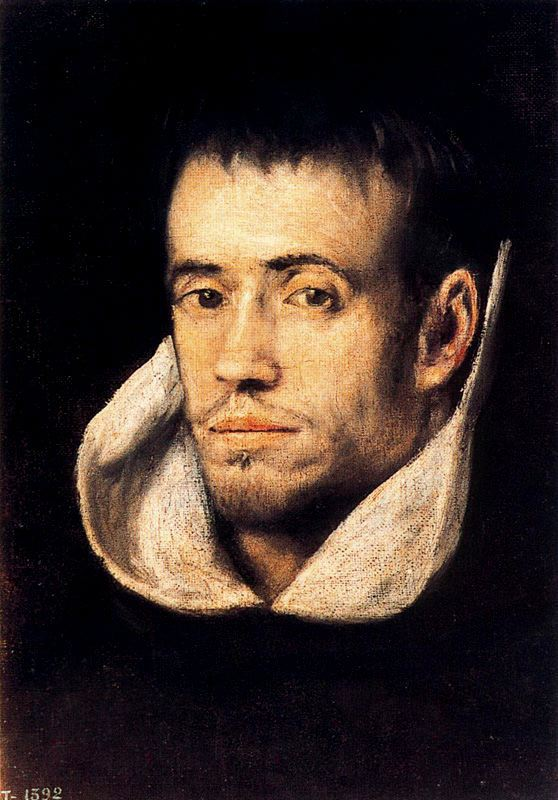 Portrait of Dominican (or Trinitarian) Friar