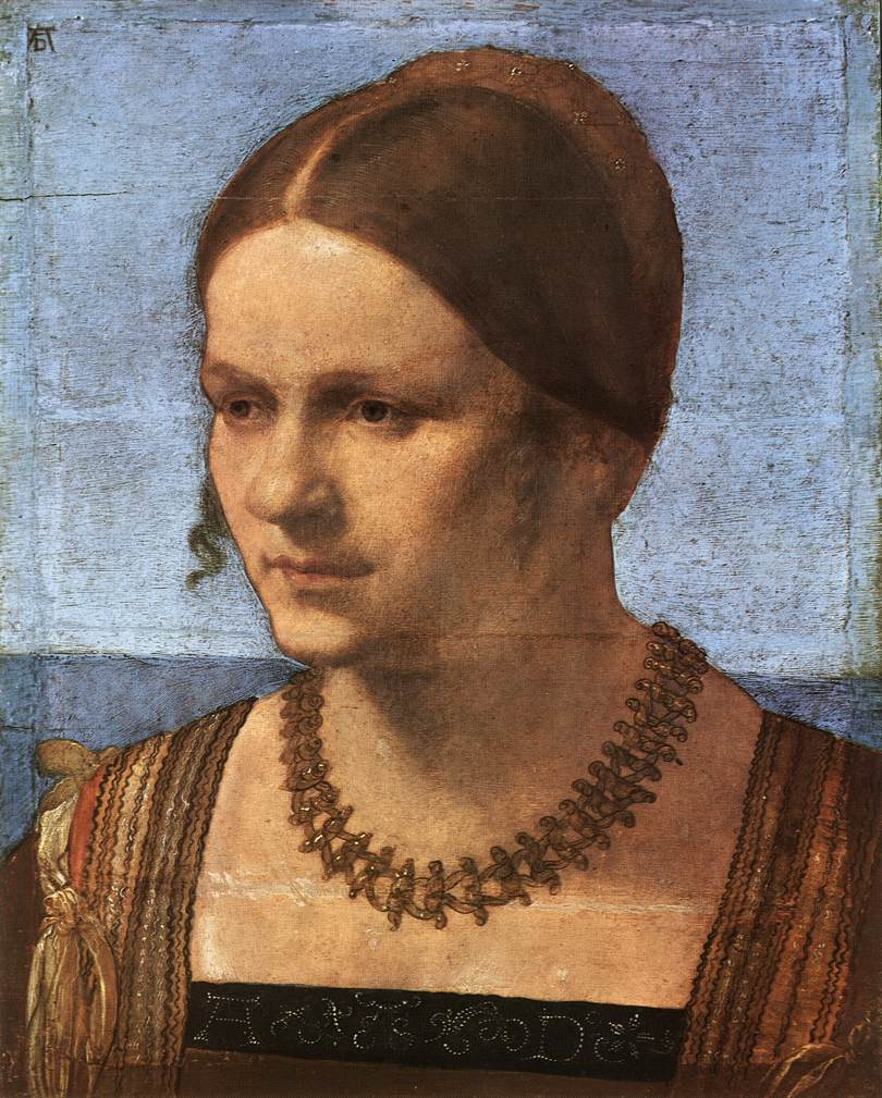 Portrait of a Venetian Woman