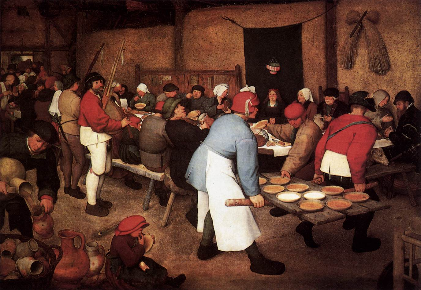 Peasant Wedding