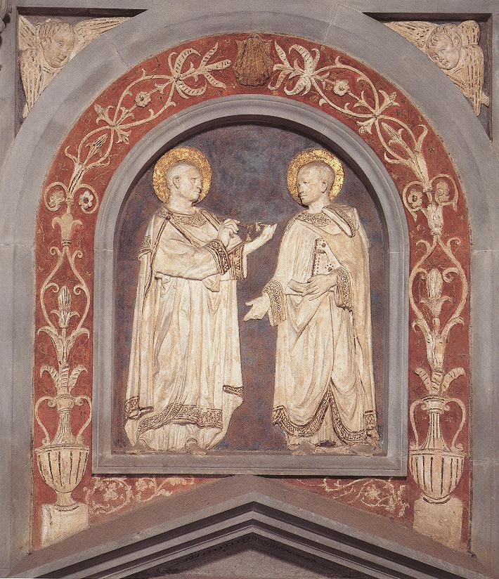 St Cosmas and St Damian