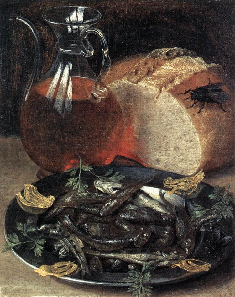 Still-life with Fish