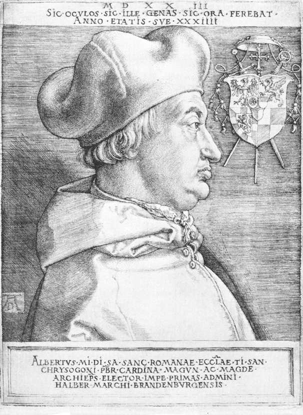 Cardinal Albrecht of Brandenburg; or, the Great Cardinal