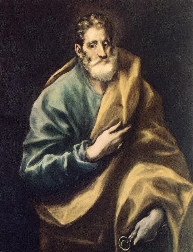 Apostle St Peter