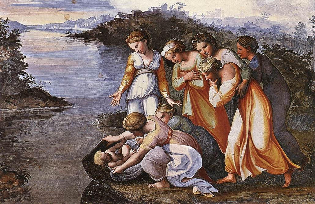 Moses Saved from the Water