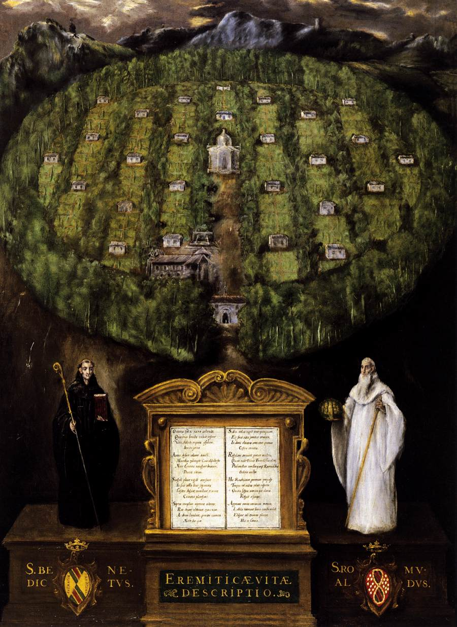 Allegory of the Camaldolese Order