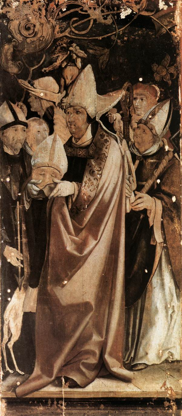 Fourteen Saints Altarpiece