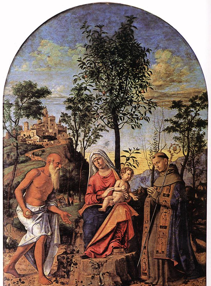 Madonna of the Orange Tree
