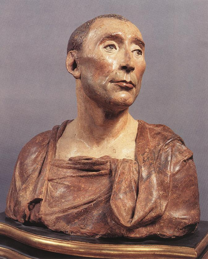 Bust of Niccolo da Uzzano