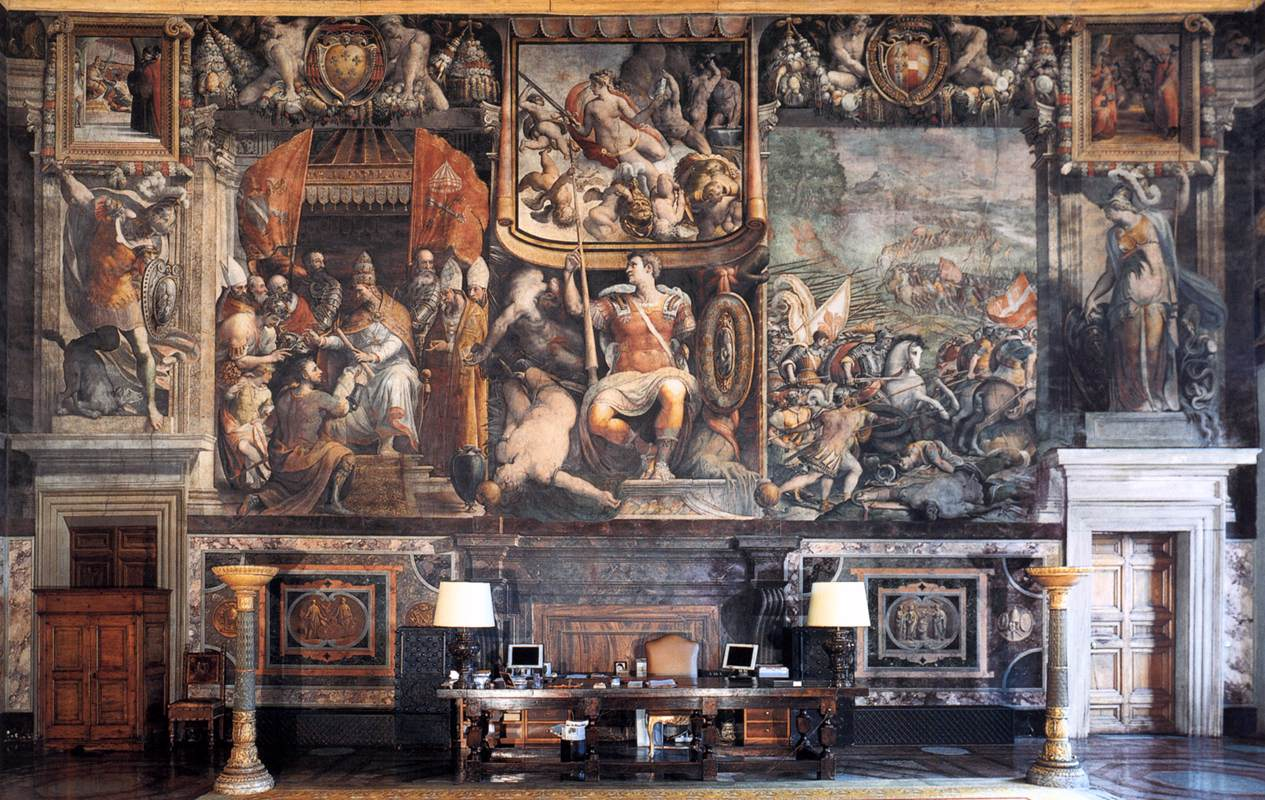 History of the Farnese