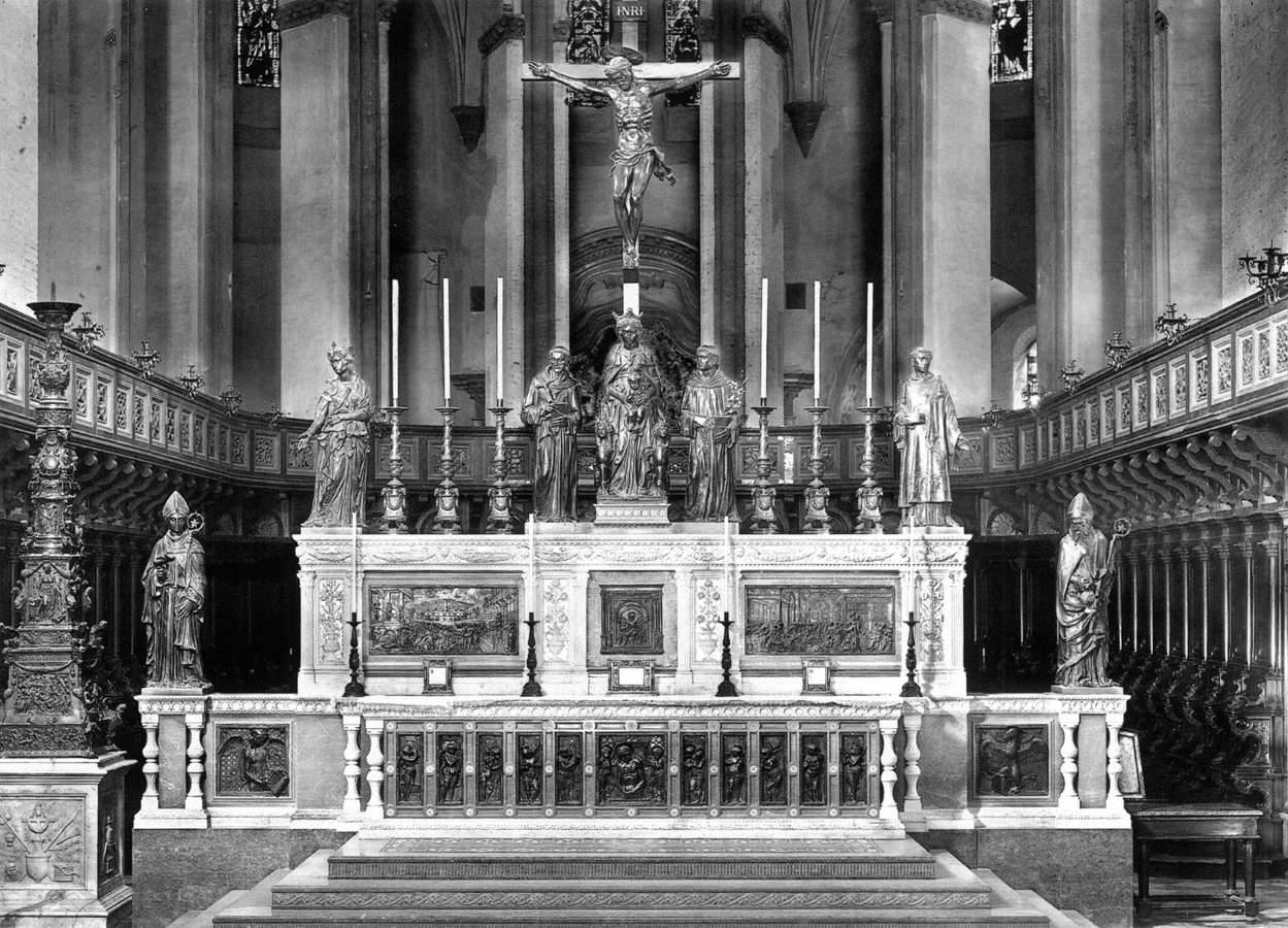 The High Altar of St Anthony