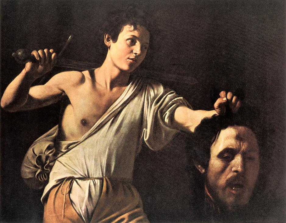 an analysis of the different painting styles used by the artists bernini and caravaggio Caravaggio: artist and scoundrel a profile of the life and and his painting style has been called the majority of caravaggio's paintings centered on.