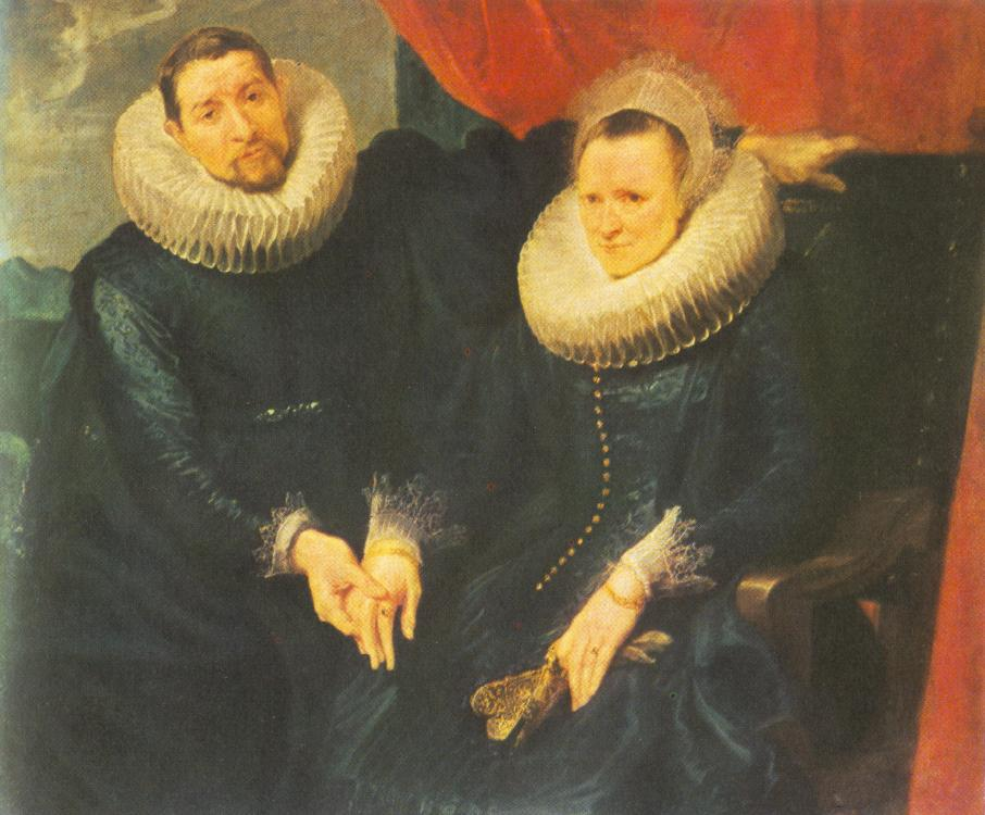 Portrait of a Married Couple
