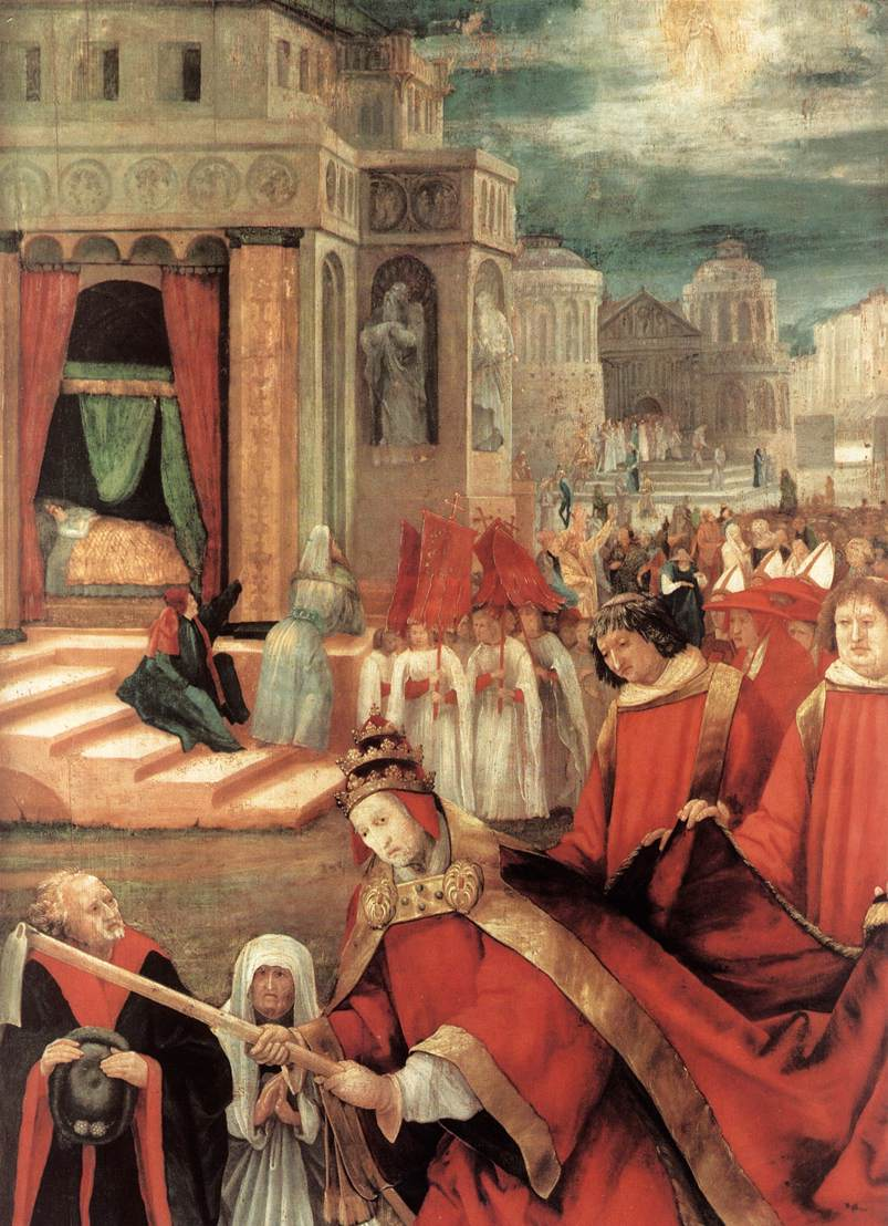Establishment of the Santa Maria Maggiore in Rome