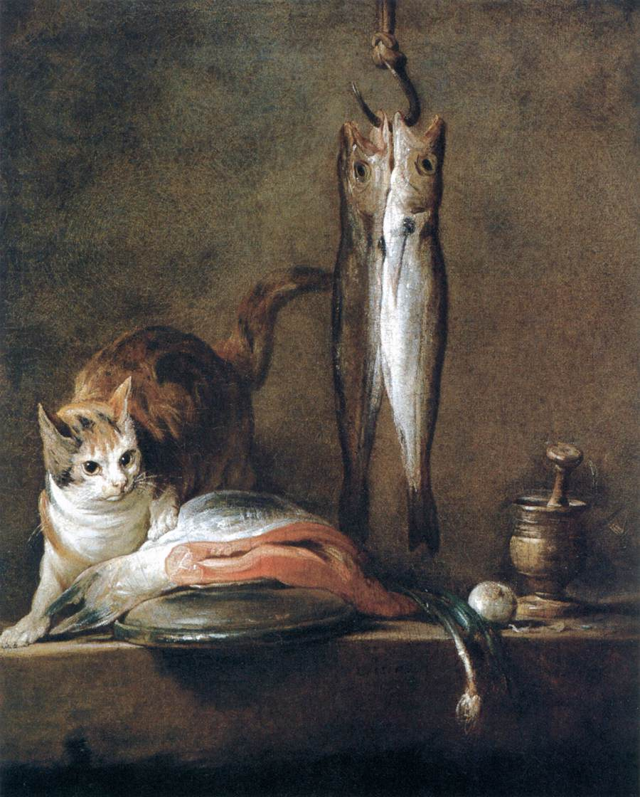 http://www.lib-art.com/imgpainting/4/1/24114-still-life-with-cat-and-fish-chardin-jean-baptiste-sim-on.jpg