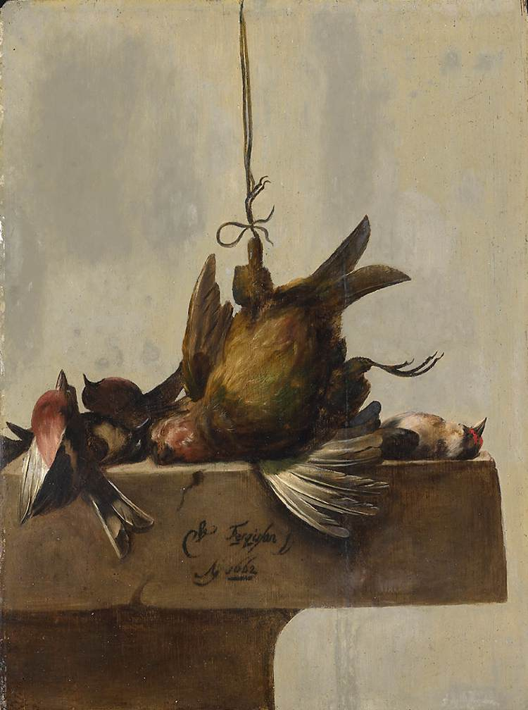 Still-Life with Birds
