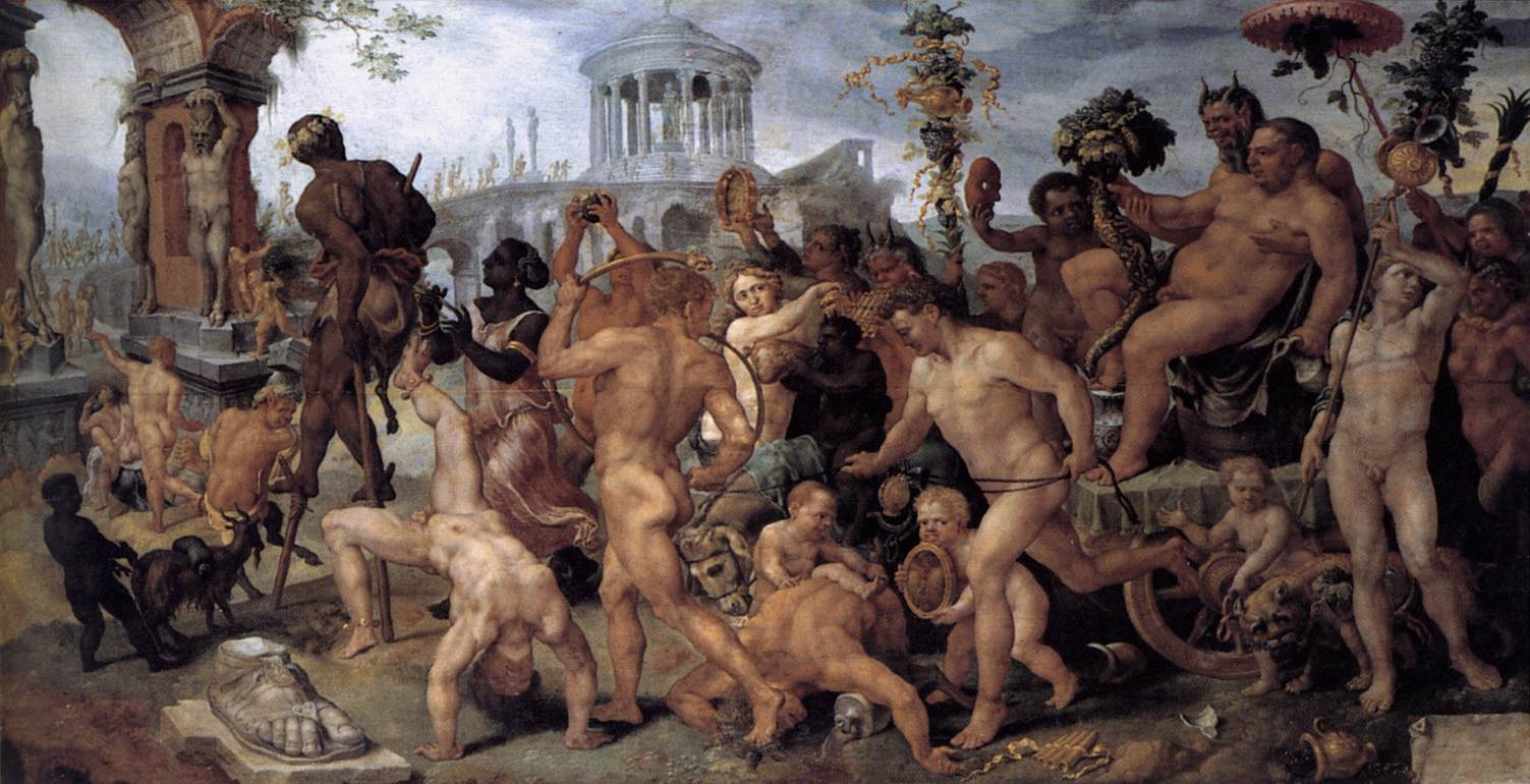 Triumphal Procession of Bacchus