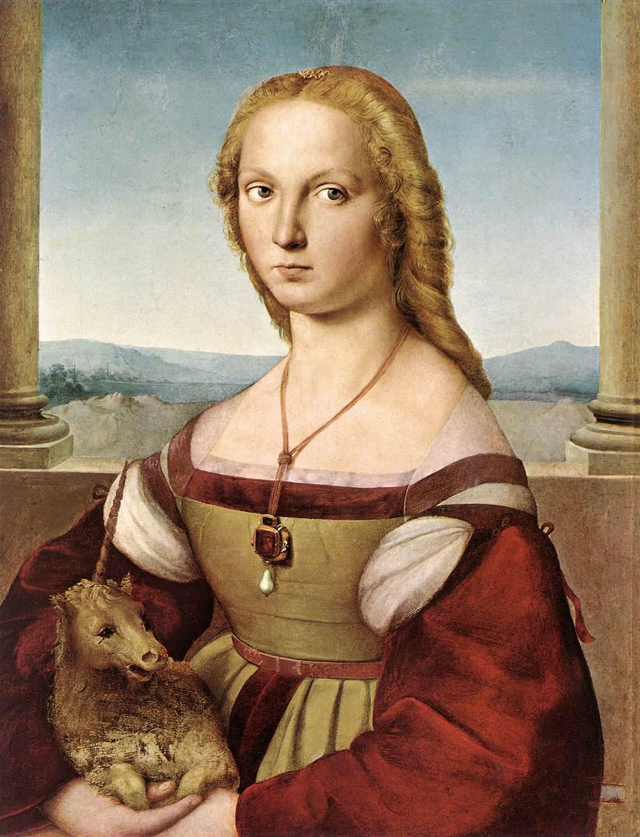 life of raphael sanzio Raffaello sanzio, called raphael, was born on april 6, 1483, in urbino  of all  sorts poured into raphael's workshop during the last 6 years of his life.