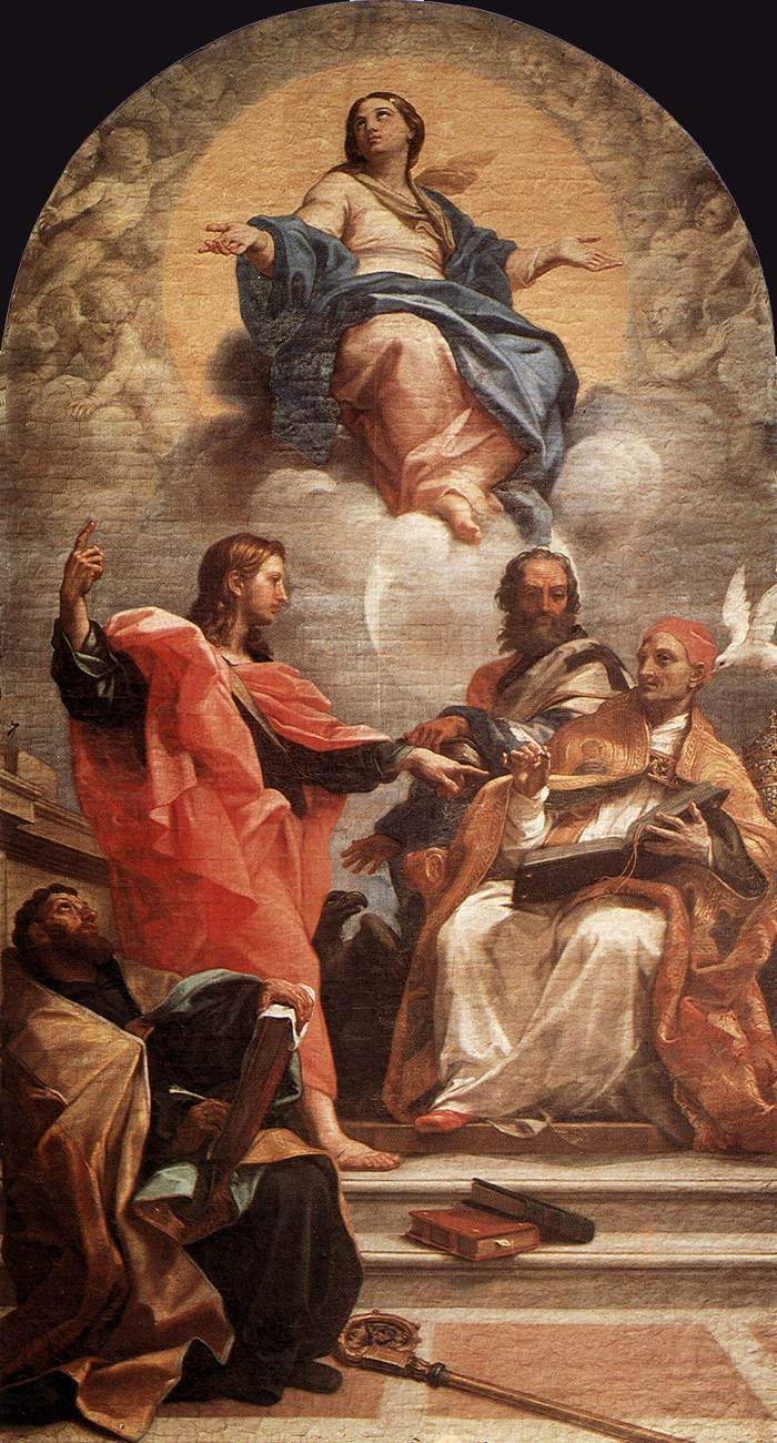 Assumption and the Doctors of the Church