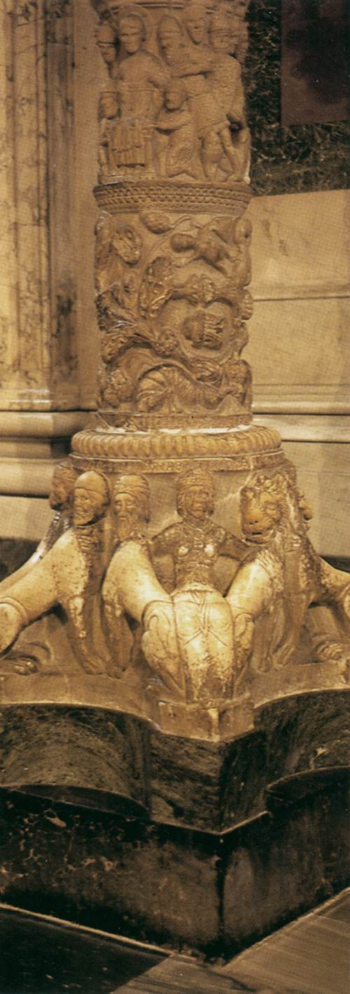 Easter Candlestick (detail)
