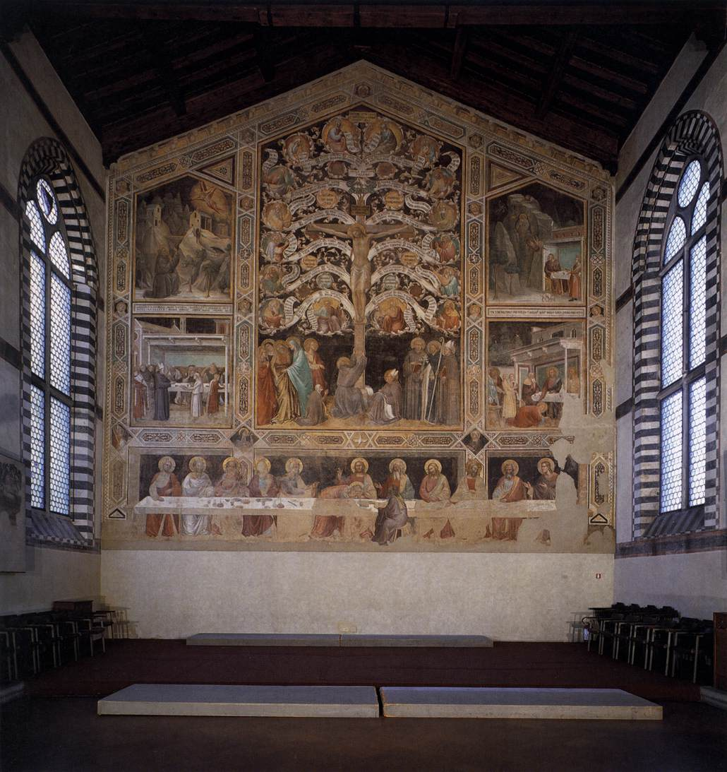 http://www.lib-art.com/imgpainting/4/6/10364-last-supper-tree-of-life-and-four-taddeo-gaddi.jpg