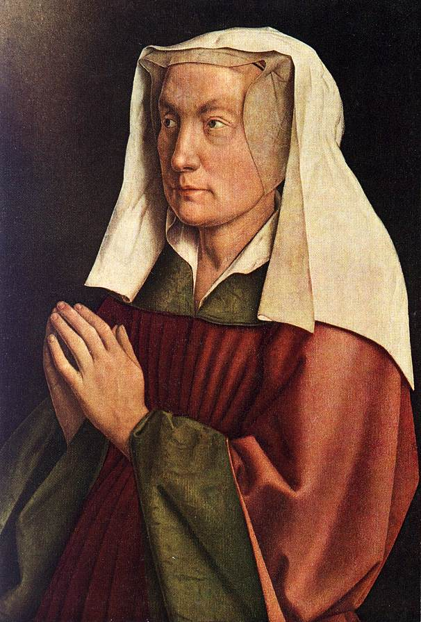 The Ghent Altarpiece: The Donor's Wife