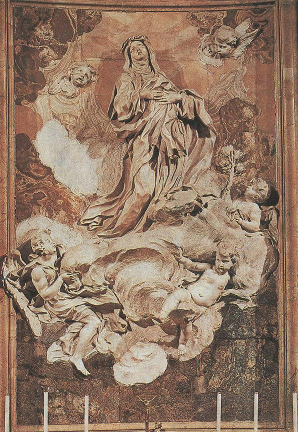 Assumption of St Catherine