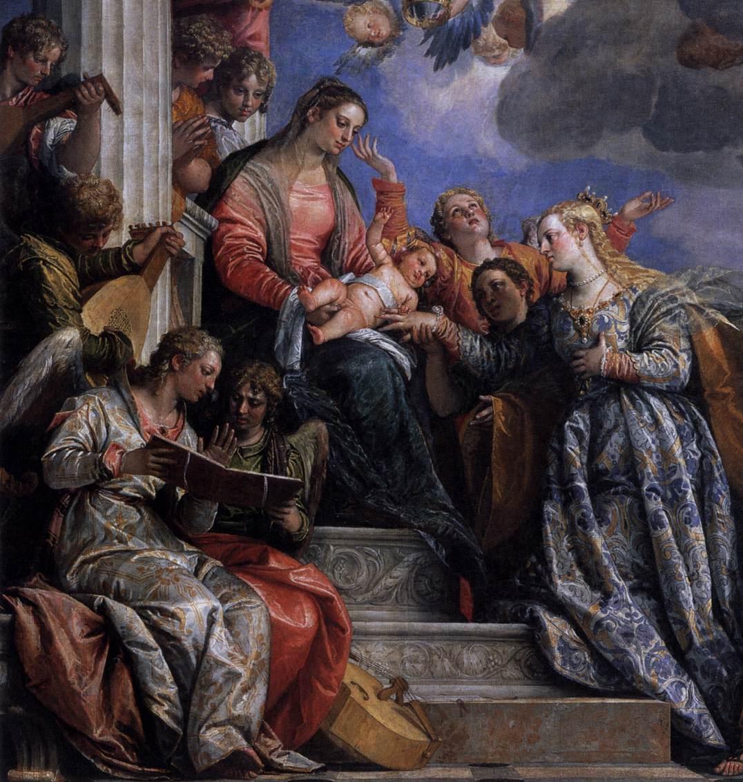 18335 mystical marriage of st catherine paolo veronese reon kadena nude 10