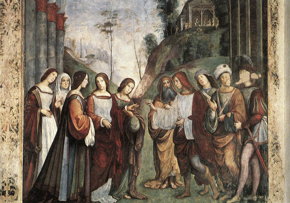The Marriage of St Cecily