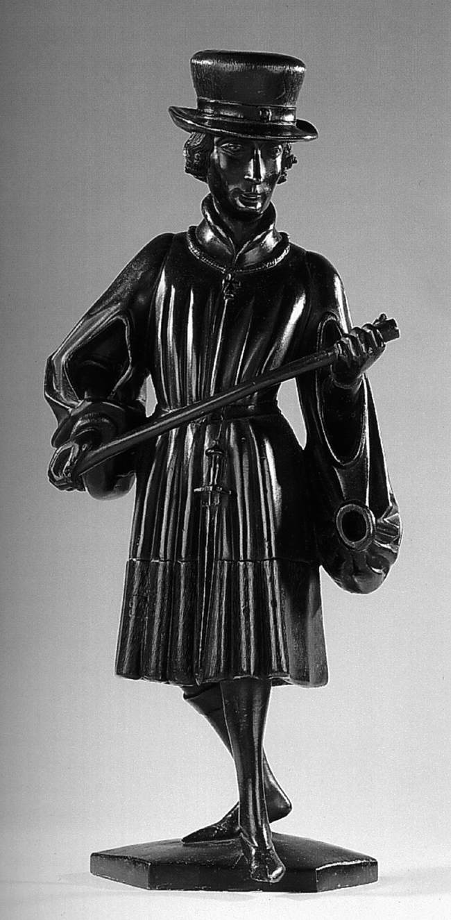 Albrecht of Bavaria from the Tomb of Isabella of Bourbon