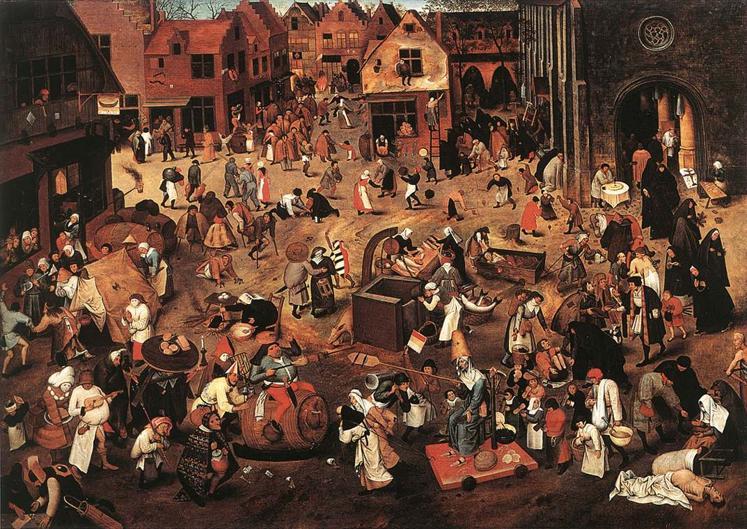 Battle of Carnival and Lent