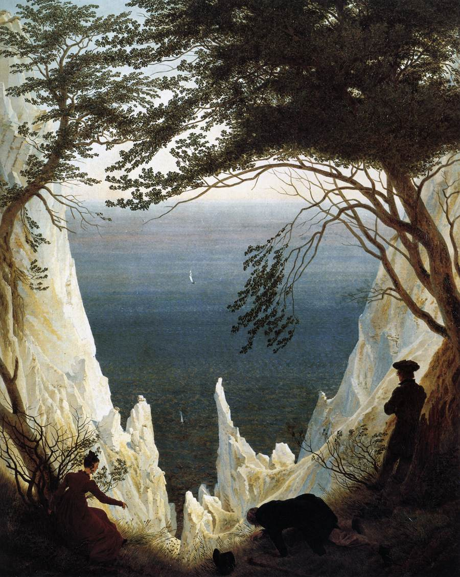 Chalk Cliffs on R�gen